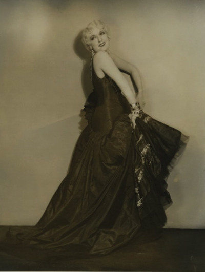Carmel Myers by Elmer Fryer