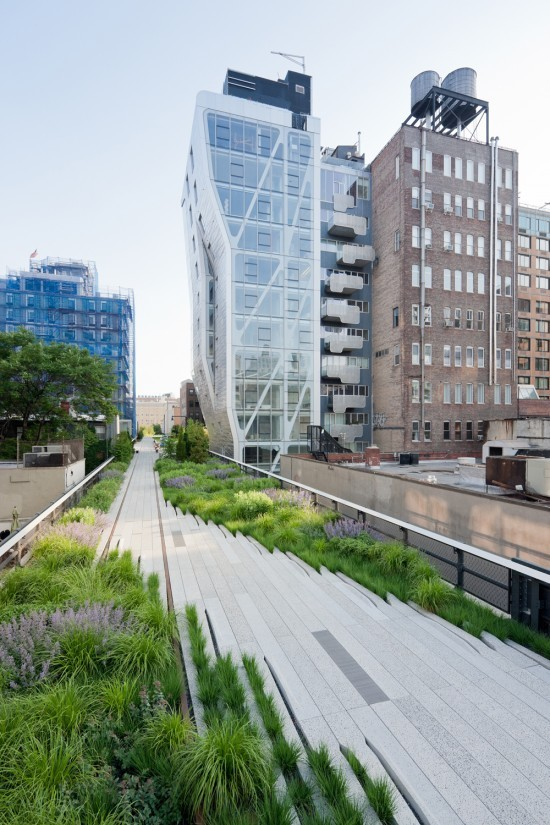 life1nmotion:  The High Line – Section 2 – by Diller Scofidio + Renfro