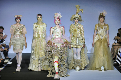 chiaki moronaga Designs…!Crazzyyy !!! LOVE IT ALL…