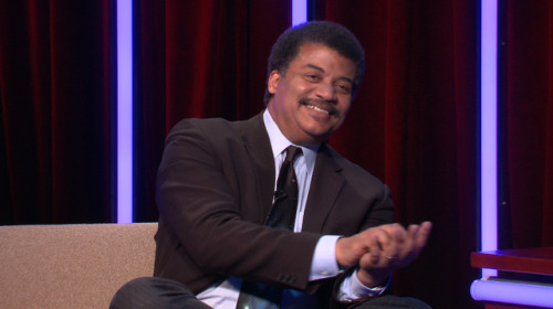 existentialcrisisfactory:  Neil deGrasse Tyson's reboot of astrophysicist Carl Sagan's groundbreaking documentary series, Cosmos: A Personal Journey, is finally on its way to television. Fox made the official announcement during its advertising upfront presentation at New York's Beacon Theatre on Monday, reports The Los Angeles Times. The series has been in the works for years, and will be making its long-awaited premiere sometime in 2014. Neil deGrasse Tyson's remake of Carl Sagan's 'Cosmos' headed to Fox in 2014 | The Verge I'm extremely excited about this. I heard about it several years ago, and I had actually kind of gotten to the point where I figured it wasn't going to happen, so it's nice to see an official announcement confirming that it's a real thing that is happening.