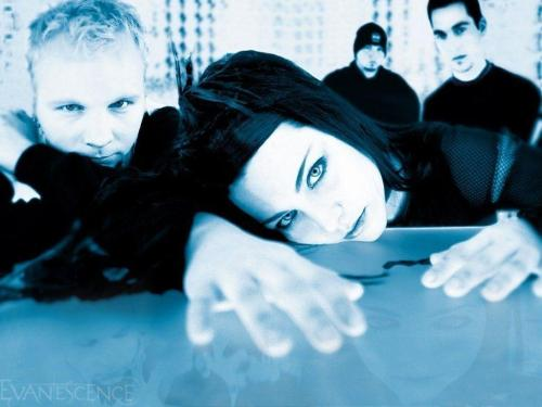 "today is the 10th anniversary of Evanescence's first album ""Fallen""I remember being practically in tears when I walked out of Target with two copies of it. Nothing and no one in the world has ever inspired me more than Evanescence and I thank them everyday for helping me grow out of the darkness and into the amazing person I am today. As tacky as it seems to say, Evanescence brought me to life."