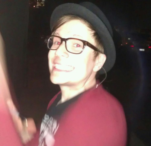 ramirezramirez:  Look at this adorable picture I took of patrick stump!