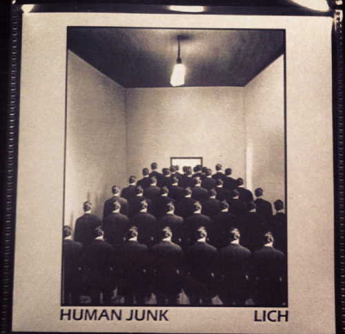 The Lich // Human Junk split 5inch is now up for order and ready to ship as of Monday morning! http://youthcamprecords.bigcartel.com/product/lich-human-junk-split two songs from Lich five songs from Human Junk Human Junk are one of the best fast bands around with shredding riffs, tight blastbeats and angry and incessant vocals. Lich provide a mix of ferocious grinding, sludgy riffs and chugging guitars. You know the deal. http://humanjunk.bandcamp.com http://lich.bandcamp.com/ http://youthcamprecords.tumblr.com/ Orders from abroad, wholesale or for anything else please email: Youthcamprecords@gmail.com Split release with our good buddies at Win Htein, Parade of Spectres and Destructive Nature.  Please help spread the word!