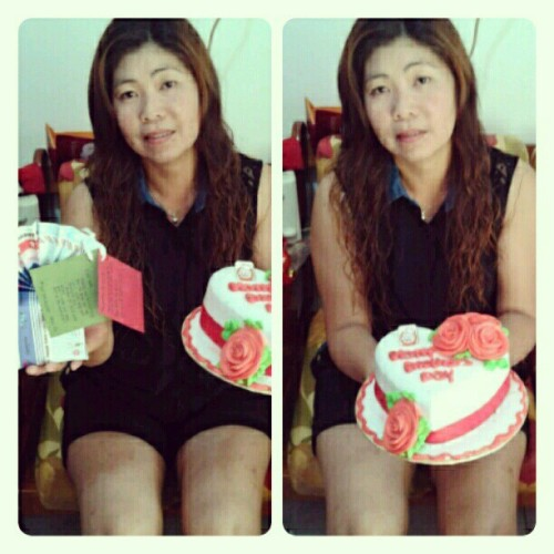 mah supermom!! XD #my#supermom#mom#igdaily#instasian#chinese#doubletap#happymothersday#happiness