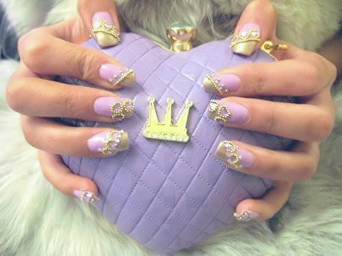 nails | Tumblr on We Heart It. http://weheartit.com/entry/61868044