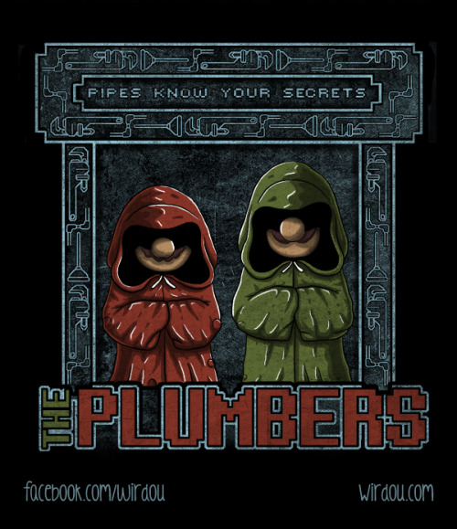 The Plumbers by *WirdouDesigns