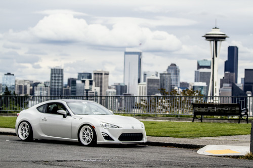 jdmlifestyle:  FRS x Seattle Photo By: Cullen Cheung
