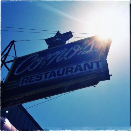 Como's at Downtown Ferndale by Robert on EyeEm