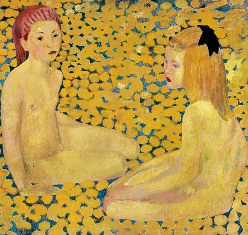 The Yellow Girls Cuno Amiet