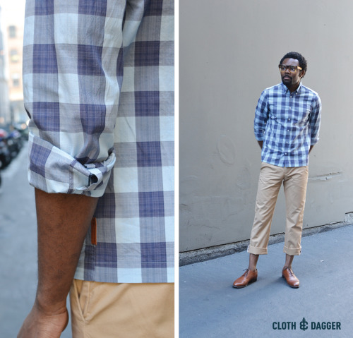 Cloth & Dagger's Spring 2013 Lookbook (1/2) Photographer: LeTran Bui Model: Tyler James
