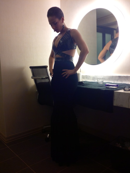 thekeysofalicia:  I'm ready! You see it first ;-) #GRAMMYs