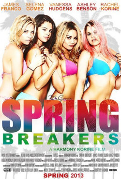 Film commedia 2013 - Spring Breakers