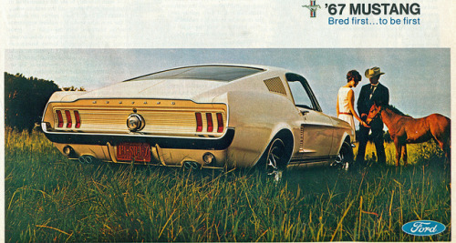1967 Ford Mustang GT Fastback by coconv on Flickr.1967 Ford Mustang GT Fastback