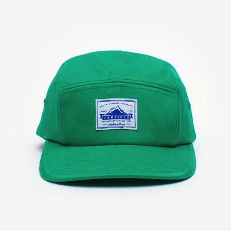 Penfield Plain Casper cap (green)