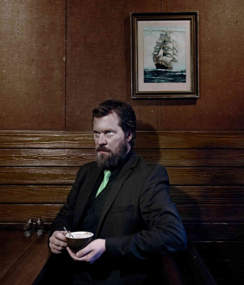 Catch John Grant on American Songwriter today, and keep spinning Pale Green Ghosts!