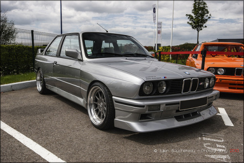streetshotz:  BMW M3 e30 by Julien Boucheteau - Photography on Flickr.