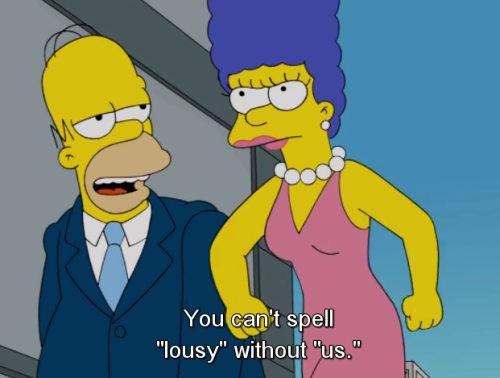 thesimpsonswayoflife:  There's so many layers of humour right here.