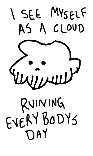 conformalsquid:  maryamdork:  i was feeling sad so i drew my feelings and it helped a lot (◡‿◡✿)  this is so true for me it hurts omg