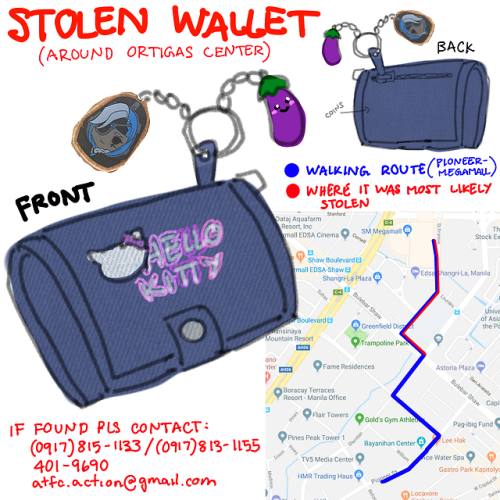 stolen wallet help helpme helpmeplease noticethis stolenwallet please mandaluyong ortigascenter smmegamall philippines lost