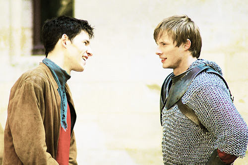 Brolin on set