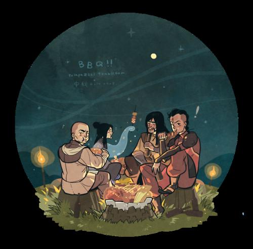 Happy Mid-Autumn festival ~