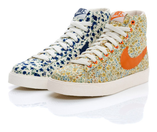 thresholdnote:  Liberty x Nike Blazer | Hypebeast