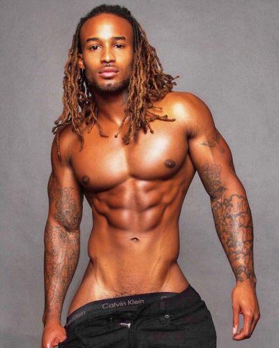 from Rylan model sexiest black male dreadlocks