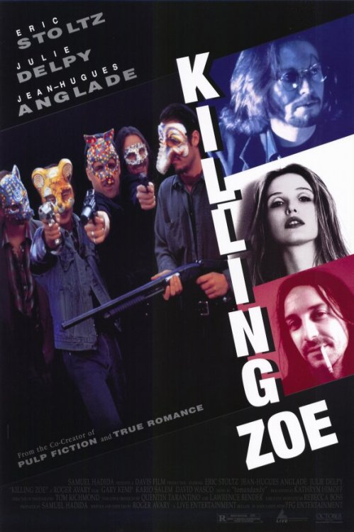 Quentin Tarantino has produced Killing Zoe (1994) and it's nearly as much of a gem as the movies he's written & directed.  The writer-director here is Roger Avary, and kudos to him as well.