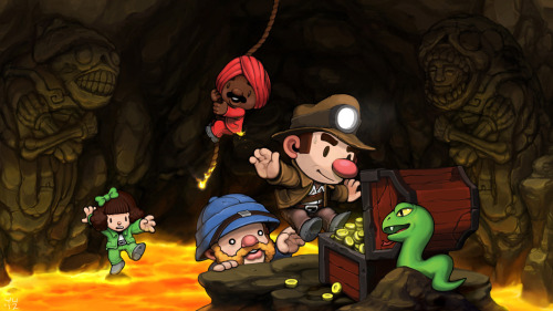 Spelunky, Divekick and Metrico also coming to PS Vita (and PS3) as Sony continue indie support Well, if Hotline Miami, Limbo, Thomas Was Alone and all those other games weren't enough, Sony has announced three more indie titles are coming to the handheld this year, as they move towards fulfilling that '100 games for Vita' quota.  Previously XBLA exclusive Spelunky is the biggest game on this recent set of games announced, it along with the upcoming Kickstarter funded Divekick and also Metrico.