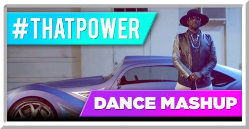 Check it out! Brand new mashup video to #thatPOWER