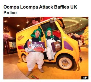 Beware the Oompa Loompa Attack They'll give you a real good hornswoggling if you're not careful.