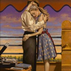 (via Paintings by Peregrine Heathcote | Cuded)
