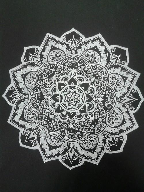 mandala paintings Tumblr