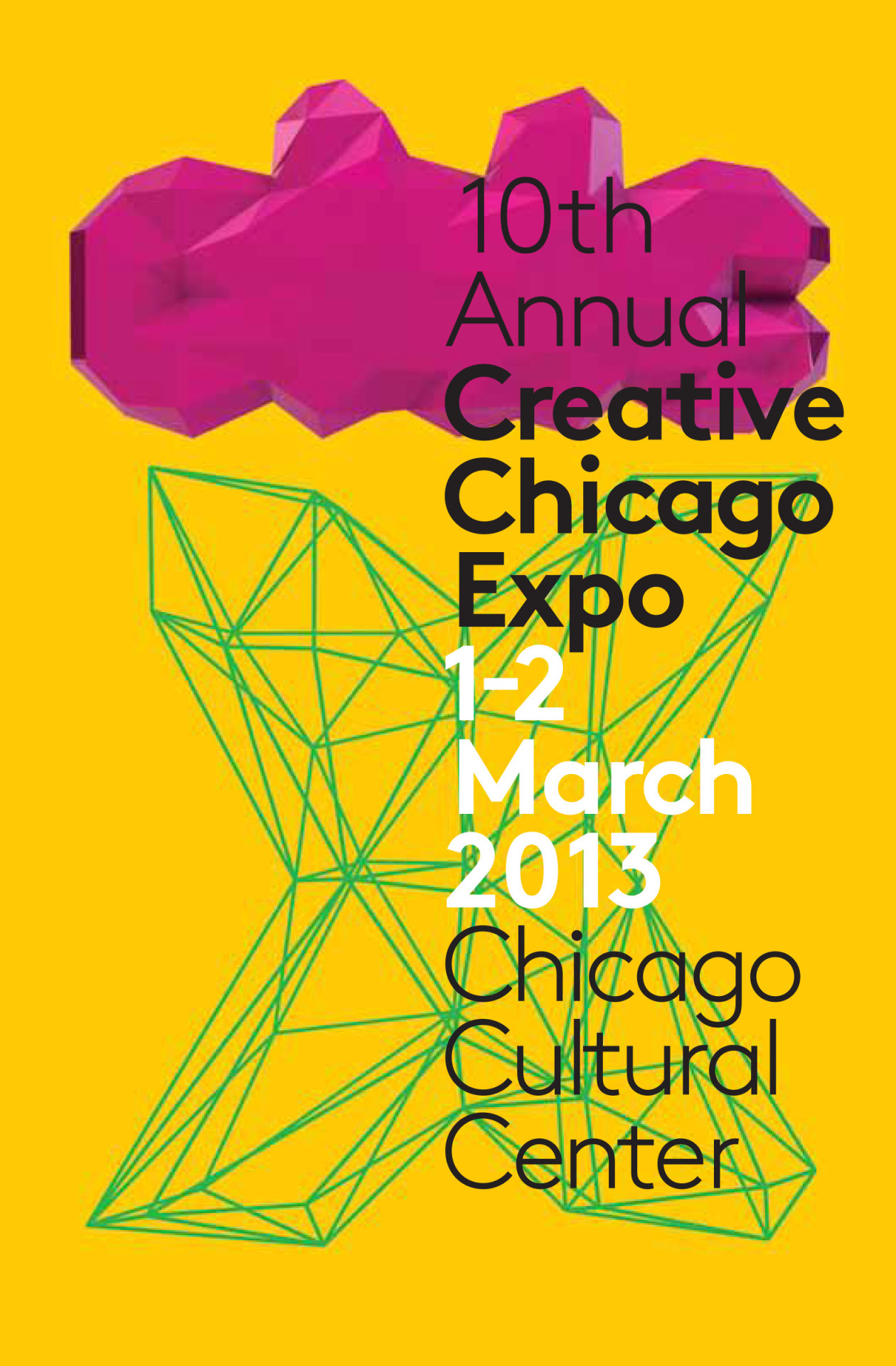 People of Chicago! We'll be at the Chicago Creative Expo. We're moderating  a panel on Kickstarter with 3 creators on Sunday! If you find yourself wandering about, come say hi! Additional details here.