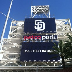 thisissandiego:  It's time! #PadresOpeningDay