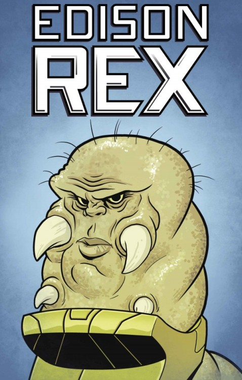 Edison Rex #5 on Sale Today at Comixology $.99 – Ages 12+ – Edison Rex has invited the press to the grand opening of his new headquarters. But what happens when old rivals crash the party? Chris Roberson, WriterDennis Culver, ArtistStephen Downer, ColoristJohn J. Hill, Letterer You can buy issue 5 right here: http://www.comixology.com/Edison-Rex-5/digital-comic/DIG002559/?app=1 If you're new to the series you can buy all five issues for $4.95:http://www.comixology.com/Edison-Rex/comics-series/8520