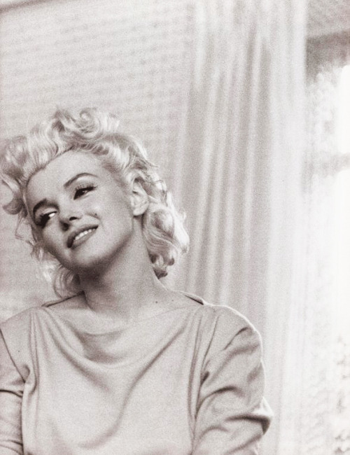 the-absolute-best-posts:  clarabows: Marilyn Monroe by Ed Feingersh, 1955.   My lovely followers, please follow this blog immediately!