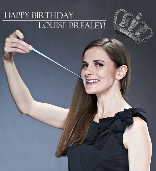 cumbercrieff:  Happy birthday Louise Brealey! - 27 March 1979