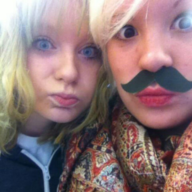 This was quite a while back..#Charlotte #me #friends #awh #movember #November #school #charity #cancer #awh #love #ya #follow4follow #instalike #instagood by im_just_a_kid_x http://bit.ly/12U2K1S