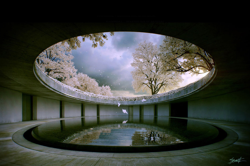 The Tadao Ando designed Benesse Art site in NaoshimaPhoto: Alex Roman This is the trailer for Kochuu: Japanese Architecture / Influence & Origin, a film by Jesper Wachtmeister. But I can't seem to find it anywhere… Bummer.