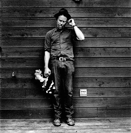 Tom Waits by Anton Corbjin