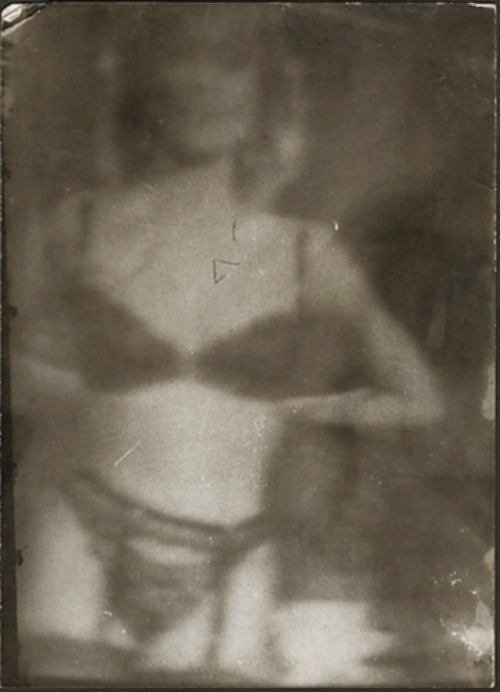 Untitled by Miroslav Tichý, c. 1960s-1980sAlso