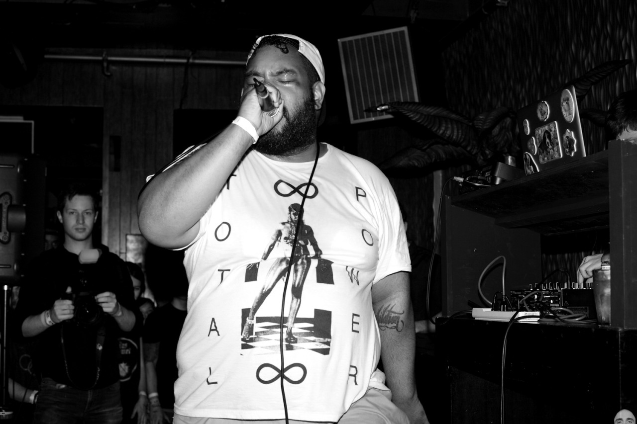 @AAANTWON performing at Element #1