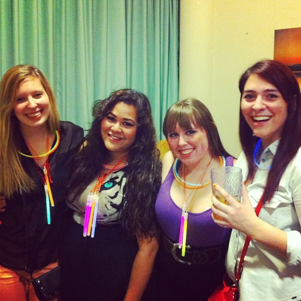 Here's to the nights we'll never forget :) #university #nursingladies