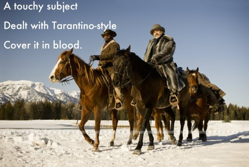 reviewinhaiku:  Django Unchained