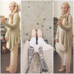 #selfie #ootd #hijabswag #hijabfashion #hijabtrends #hijabista #modest #hijabicouture #hijab #chichijab #tribal #highlow (at La Maison Rim )