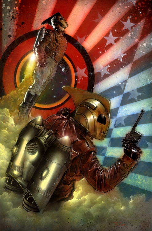 lulubonanza:  Rocketeer by ~ALAMOSCOUT6