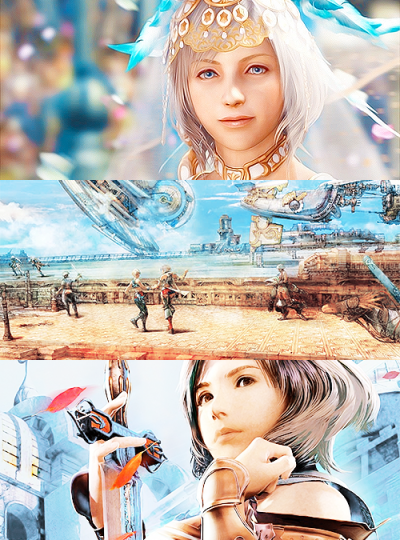 FINAL FANTASY XII ★ Ashe  ーrequested by iclaires;