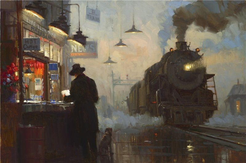 David Tutwiler Homeward Bound