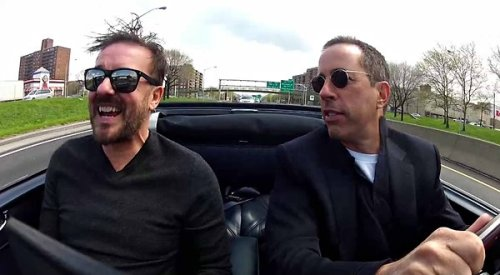 "laughingsquid:  Jerry Seinfeld's ""Comedians in Cars Getting Coffee"" Returning For 2nd Season"